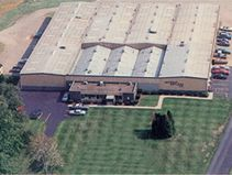 W-J Incorporated corporate office and manufacturing facility in Solon, Cuyahoga County, Ohio.