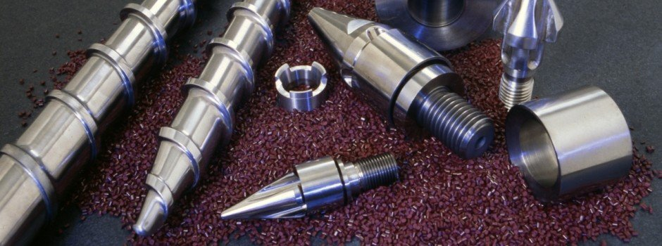 injection-feedscrew-design-repair